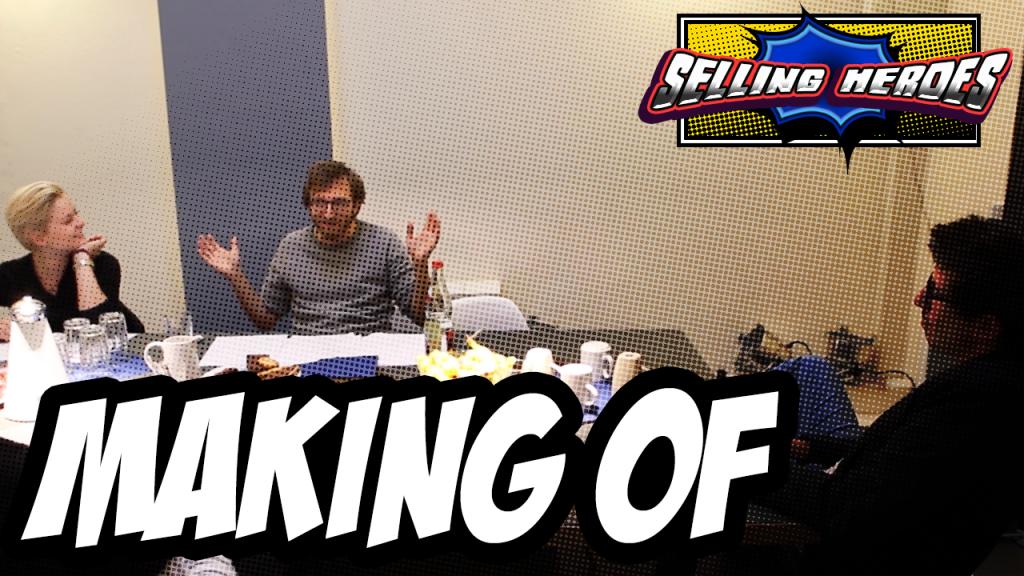 Making Of Teil 4